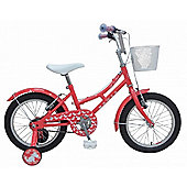 "Dawes Lil Duchess Kids' 16"" Kids' Traditional Bike"