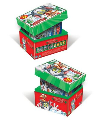 Tom & Jerry Collection (DVD Boxset)