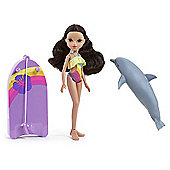 Moxie Girlz Magic Swim Dolphin - Sophina