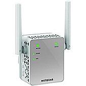 Netgear EX3700 AC750 Mbps Dual Band Universal WiFi Range Extender with External Antennas