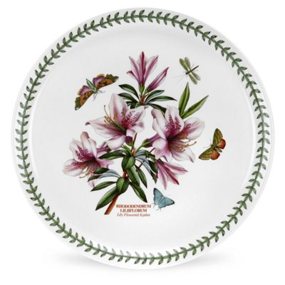 Portmeirion Botanic Garden Cake Plate 30cm