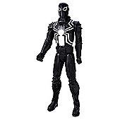 Marvel Spider-Man Titan Hero Series Web Warriors - Agent Venom