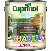Cuprinol Garden Shades - Seasoned Oak - 2.5 Litre