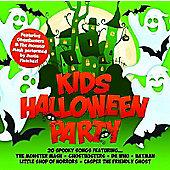 Kids Halloween Party CD