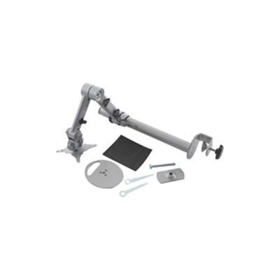 Jemini Single Monitor Arm Silver KF73676