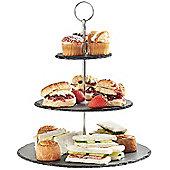 VonShef Slate 3 Tier Cake Stand