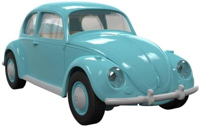 Airfix Quick Build VW Beetle Model Kit - Hobbies