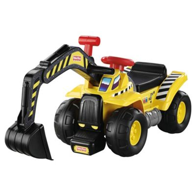 Fisher-Price Big Action Dig n Ride