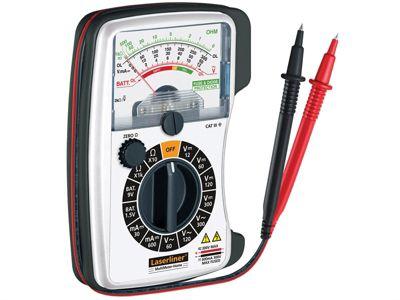 Laserliner Multi-Meter Analogue - AC/DC Voltage Tester
