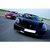 Five Supercar Driving Thrill