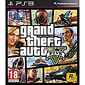 Grand Theft Auto GTA V (Five 5) Game PS3