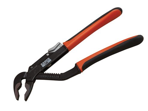 Bahco 8225 Slip Joint Pliers ERGO Handle 55mm Capacity 315mm