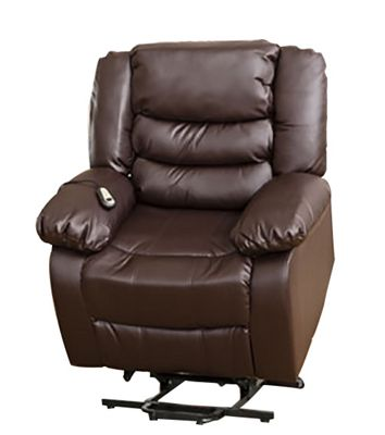 Sofa Collection Windermere Riser Recliner Armchair - 1 Seat - Brown