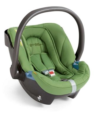 Buy Mamas & Papas - Cybex Aton. - Green from our All Car Seats range