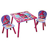 Trolls Table and Chairs