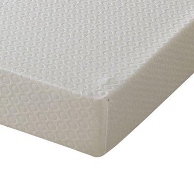 Happy Beds Memory 250 Foam Orthopaedic Regular Mattress 2ft6 Small Single