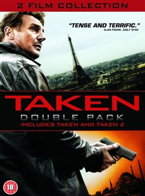 Taken 1 & 2 (DVD Boxset)