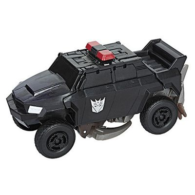 Transformers: The Last Knight 1-Step Turbo Changer Figure - Decepticon Berserker