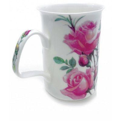 Roy Kirkham English Rose Lancaster Mug