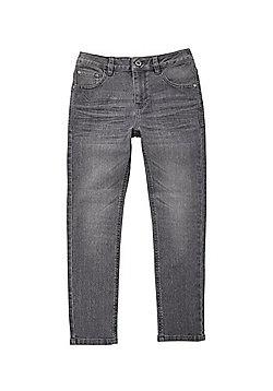 F&F Stretch Skinny Jeans - Grey