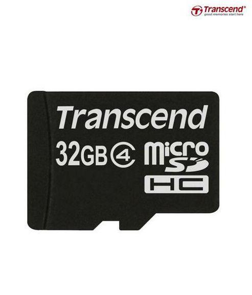 Transcend microSDHC 32GB Class 4 Card