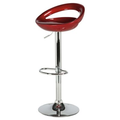 Evie Barstool Red