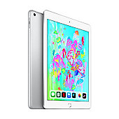 Apple iPad 128GB Silver NEW