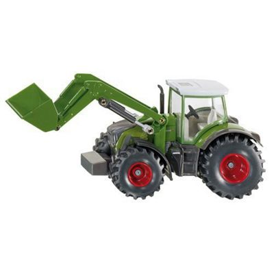 Farming - 1:50 Scale Fendt With Front Loader - SIKU