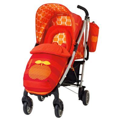 Cosatto Yo! Stroller Pushchair, Toffee Apple