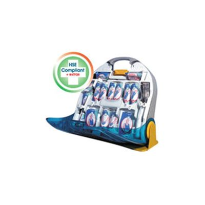 Wallace Cameron Adulto Premier 10 Person First Aid Dispenser 1002280