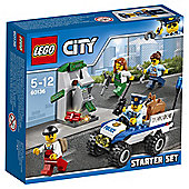 LEGO CITY Police Starter Set 60136