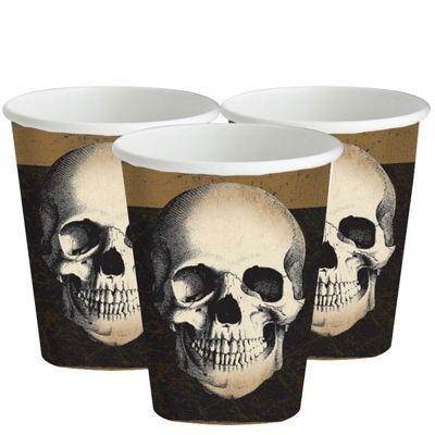 Boneyard Paper Cups 266ml