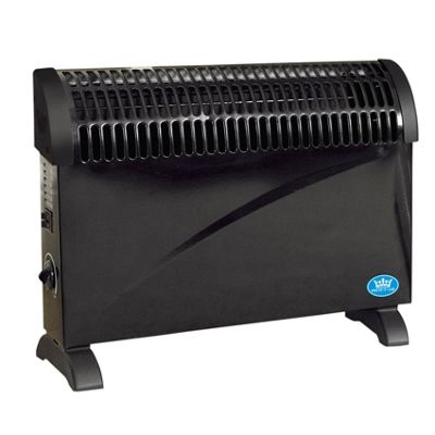 Prem-i-air 2 kW Convector Heater - Black