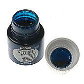 Vitrail 37 Cobalt Blue