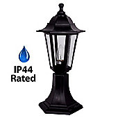 IP44 Outdoor Lantern in Black