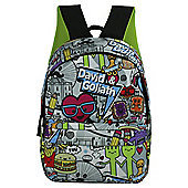 David & Goliath Backpack Multi Colour