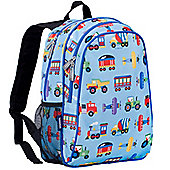 Children's Transport Backpack with Side Pocket