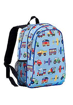 Children's Transport Backpack with Side Pocket