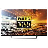 Sony KDL43WD751BU 43 inch Full HD SMART TV - Black