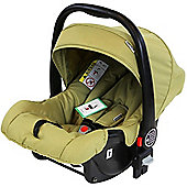 iSafe Marvel Group 0+ Car Seat (Olive Pearl)