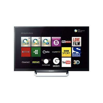 Sony KDL24W605ABU 24 HD Ready Smart TV with Wi-Fi & Freeview HD