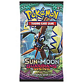 Pokemon Trading Cards: Sun & Moon Guardians Rising 1 Sealed Booster Pack