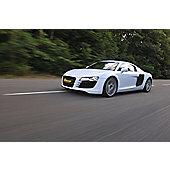 Audi R8 and Ferrari Driving Thrill