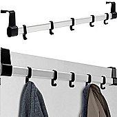 Over The Door Hanger with 5 hooks 56mm