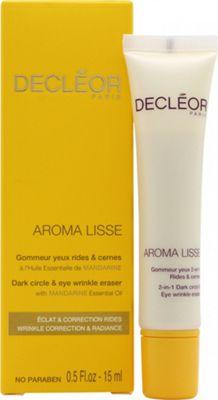 Decleor Aroma Lisse 2-In-1 Dark Circle & Eye Wrinkle Eraser 15ml