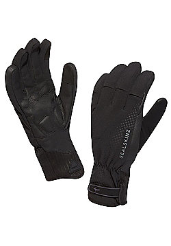 SealSkinz Brecon XP Cycling Gloves - Black