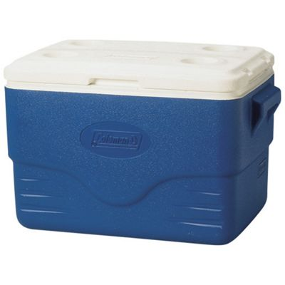 Coleman 36 Quart 34.4 Litre Blue Chest Cooler