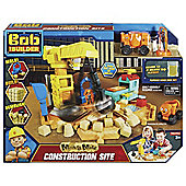 Bob the Builder Mash & Mould Construction Site Playset