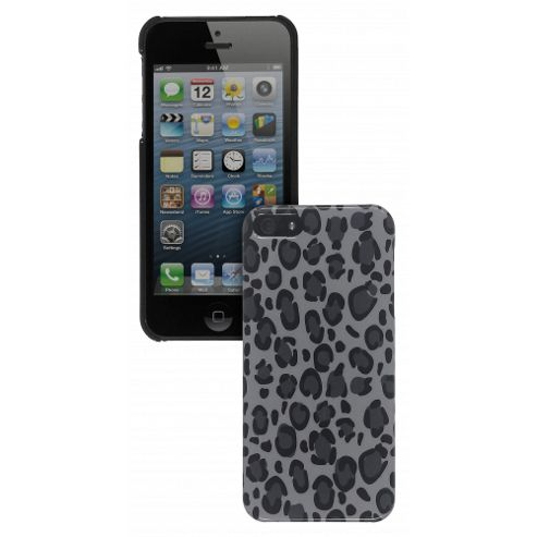 Trendz Case for iPhone 5 - Leopard Print