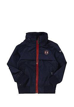 Regatta Makar Concealed Hood Jacket - Navy